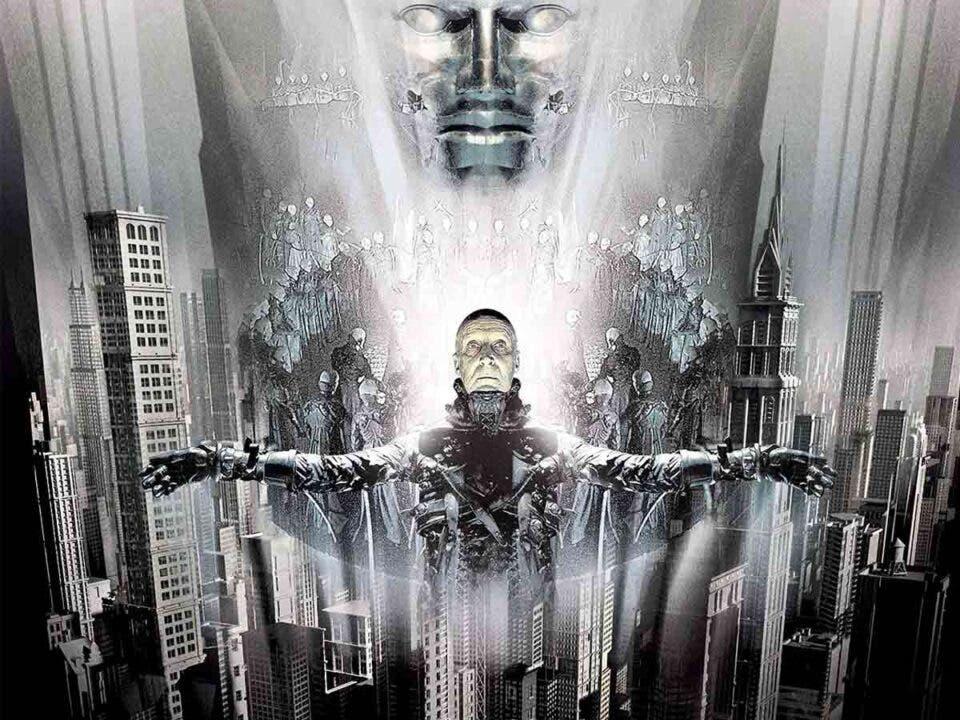 Harán una serie de televisión de la película de culto Dark City (1998)