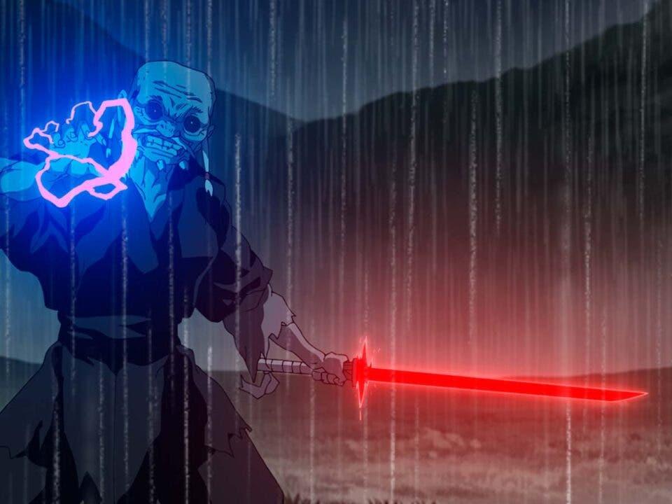 Nuevo tráiler de Star Wars: Visions
