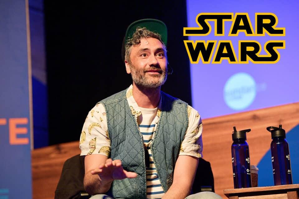 Taika Waititi da detalles de su película de Star Wars