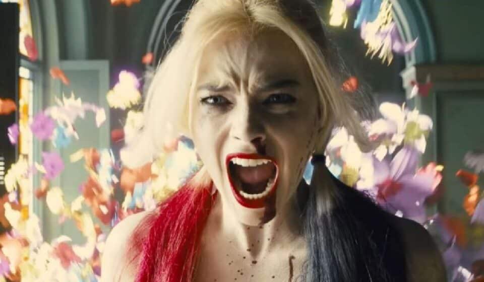The Suicide Squad: ¿Por qué Harley Quinn ve flores cuando pelea?