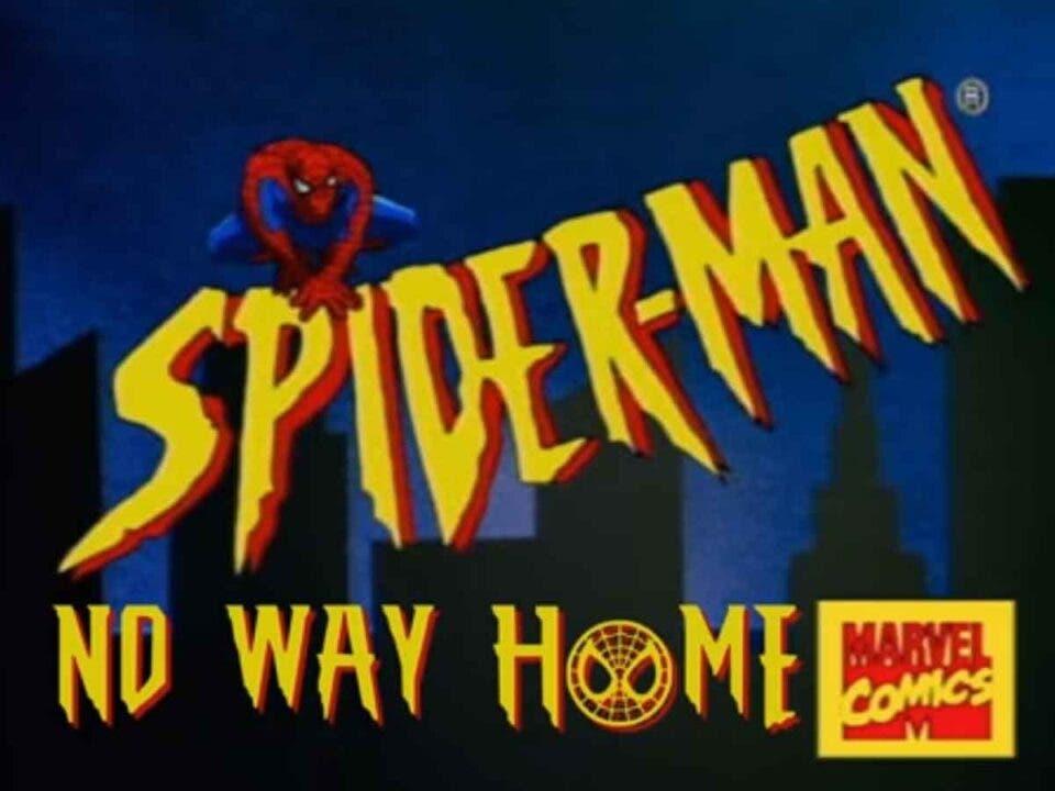 Recrean el tráiler de Spider-Man: Sin camino a casa con dibujos de los 90