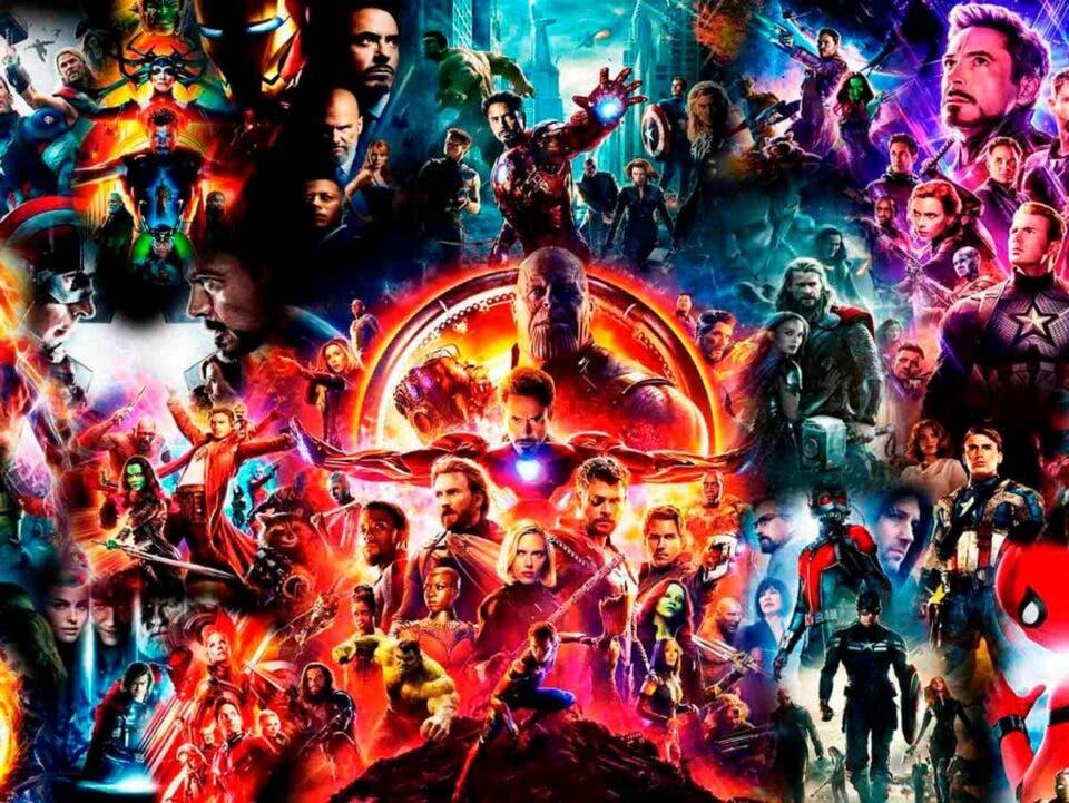La películas de Marvel de la peor a la mejor según Rotten Tomatoes