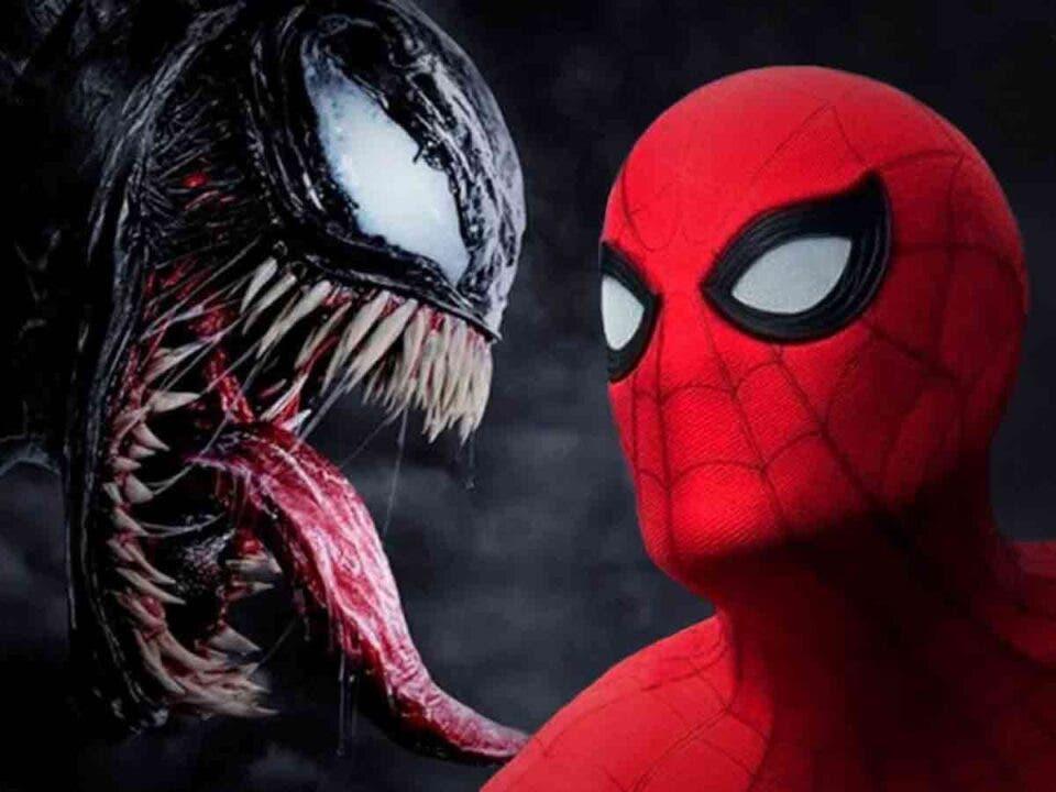 venom tom hardy spider-man tom holland marvel studios