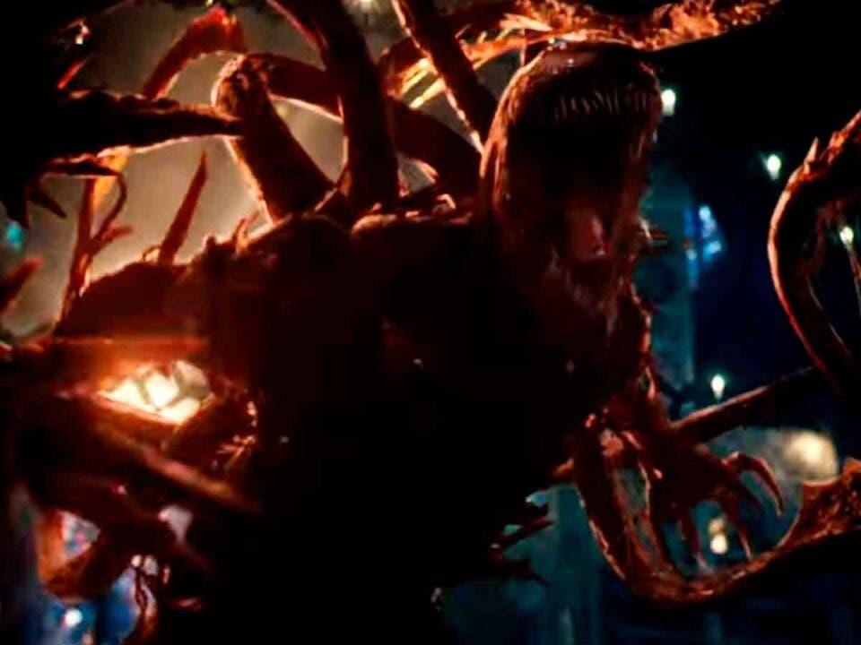 Carnage desatado en el nuevo tráiler de Venom 2