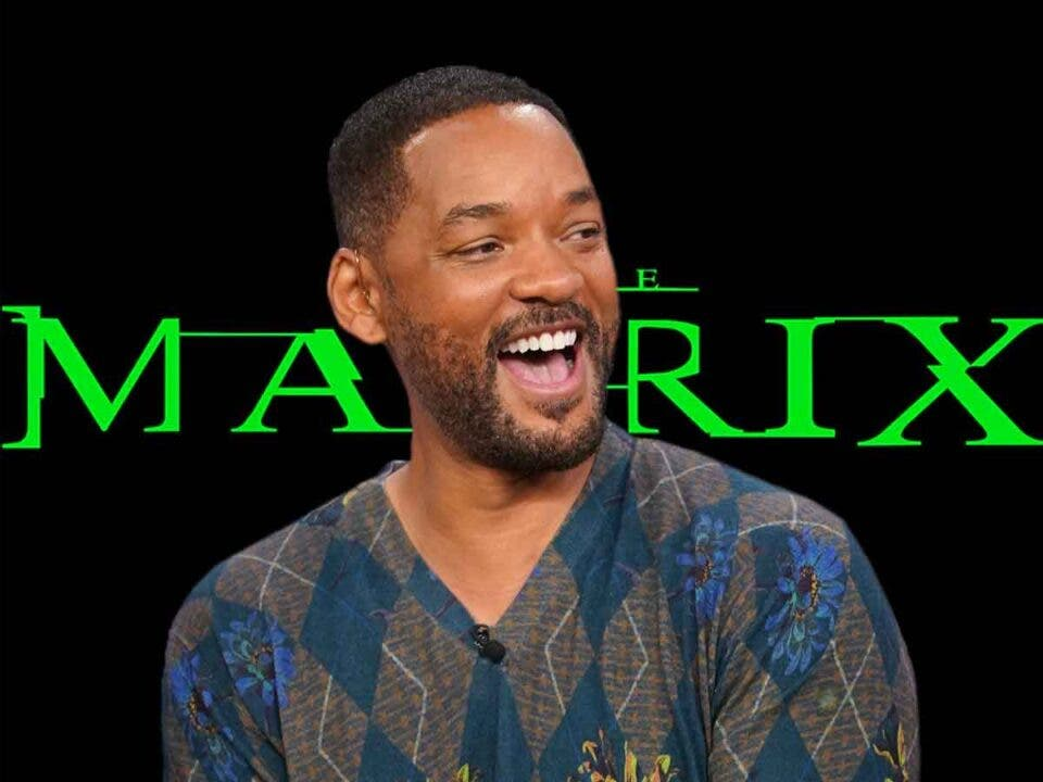 Will Smith explica de forma divertida por qué rechazo protagonizar Matrix
