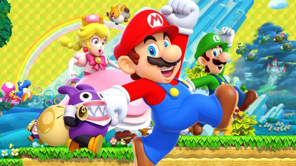 Confirman un espectacular elenco para la próxima película de Mario Bros.
