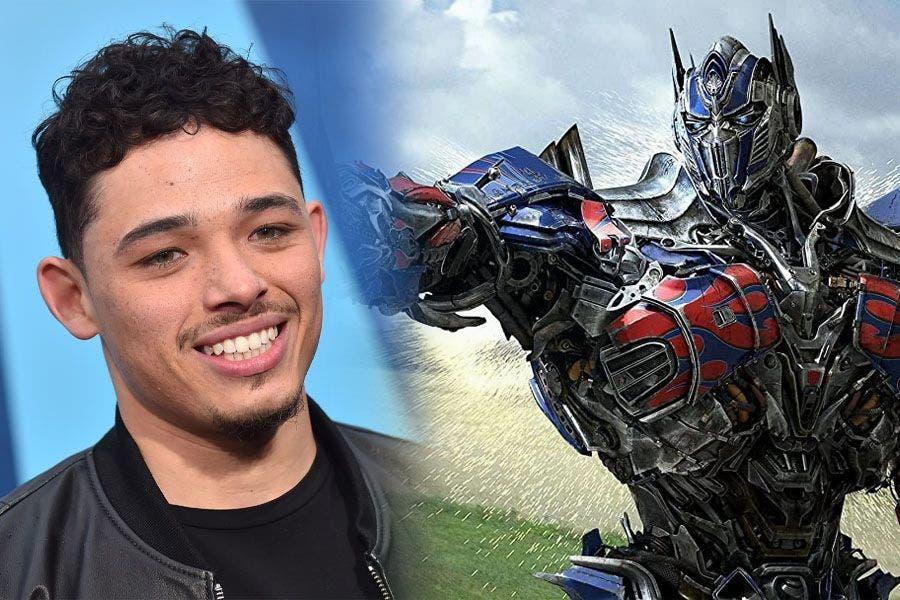 Protagonista de Transformers: Rise of the Beasts se contagia de la cultura peruana