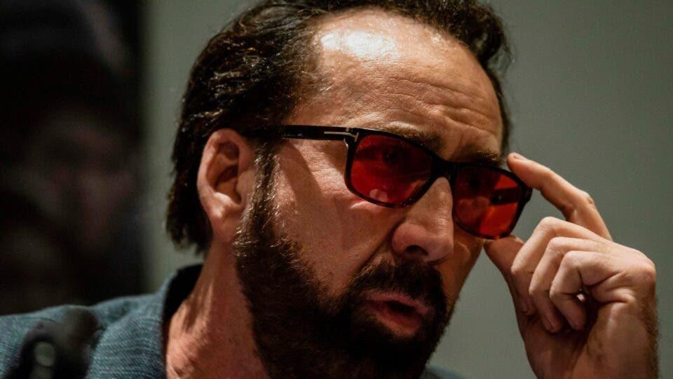 Nicolas Cage nunca verá su próxima película
