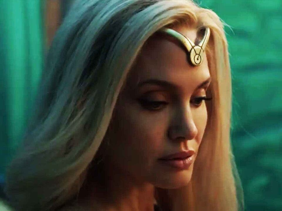Angelina Jolie los eternos marvel studios