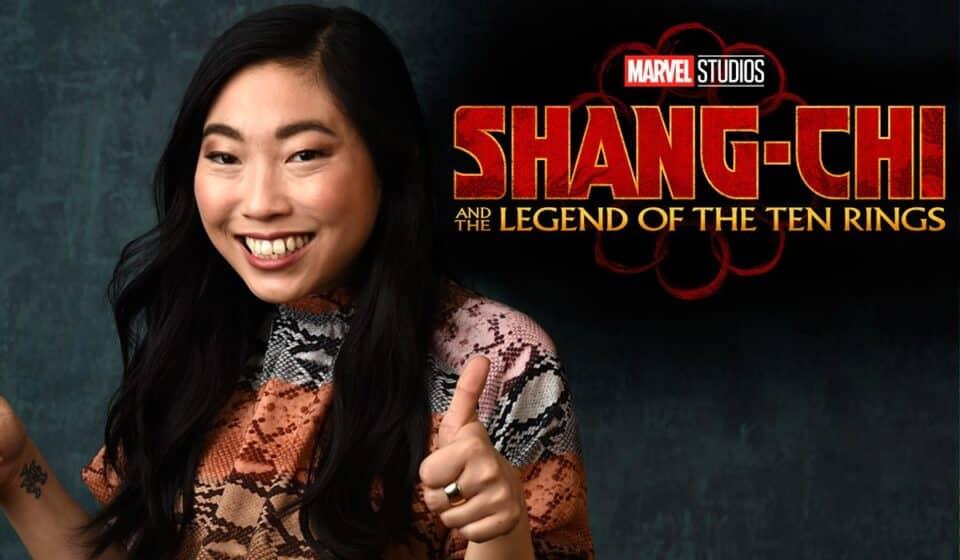 Entrevista a Awkwafina, actriz de Shang-Chi y la leyenda de los diez Anillos