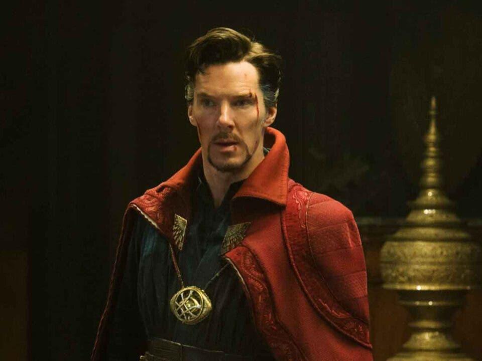 Así reaccionó Benedict Cumberbatch cuando Doctor Strange 2 perdió a su director