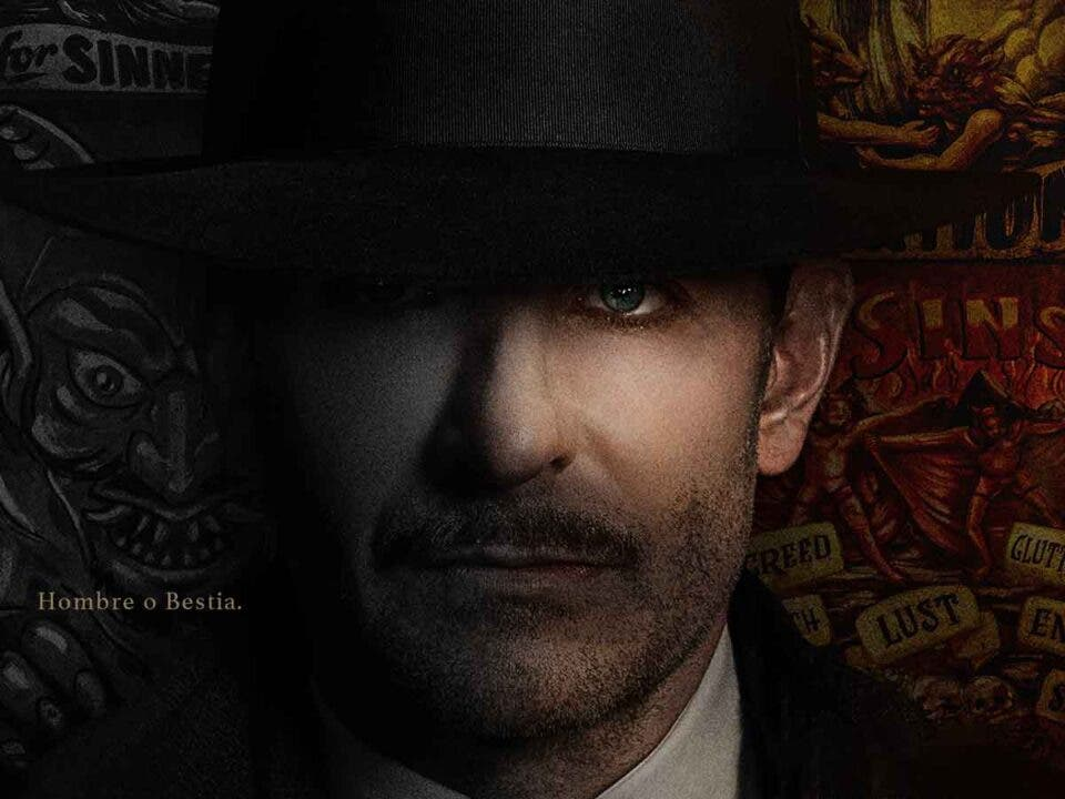 Bradley Cooper El callejón de las almas perdidas