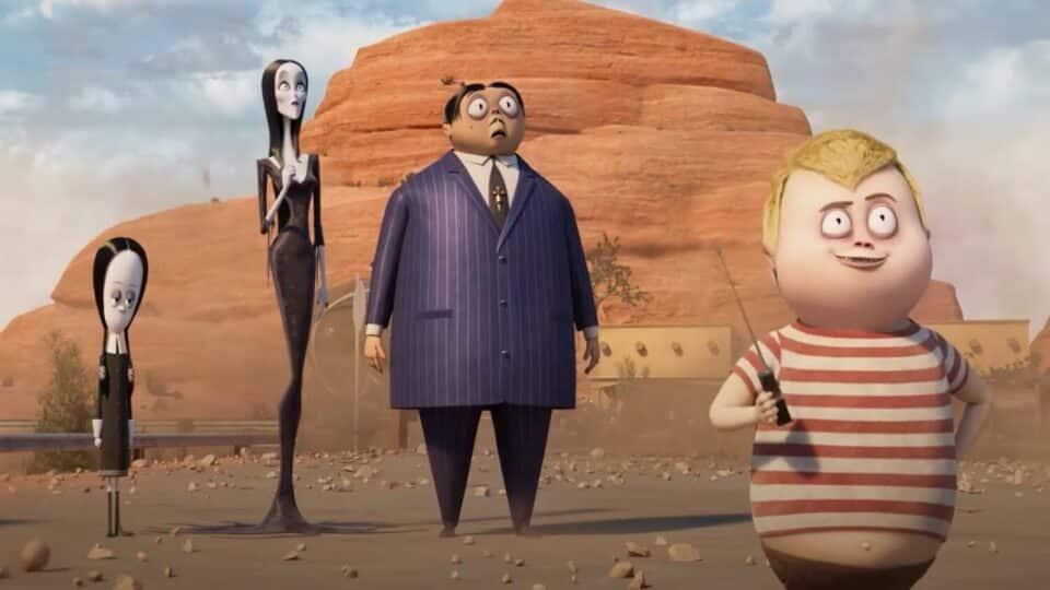 Nuevo tráiler de Los Locos Addams 2 ¡Imperdible!