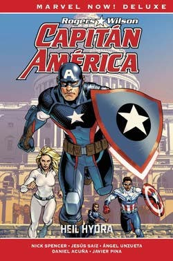 Marvel Now! Deluxe. Capitán América de Nick Spencer 2