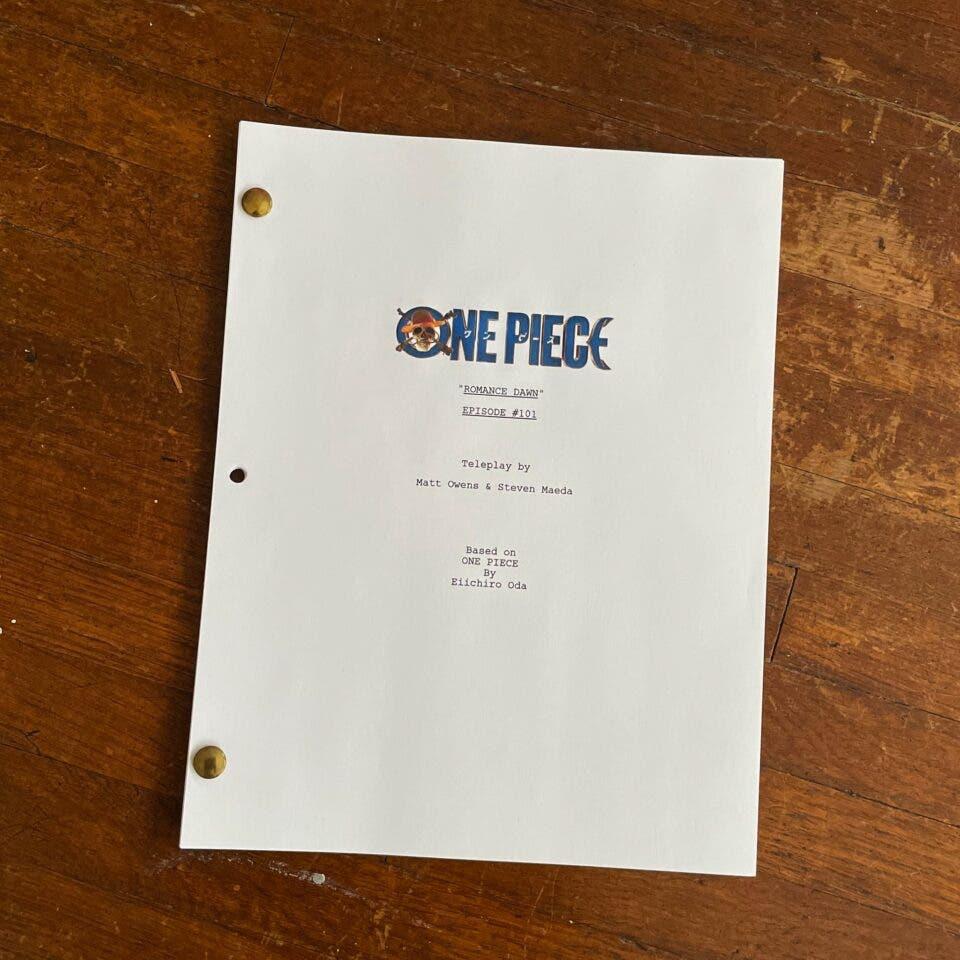 Primeros detalles de la serie live-action de One Piece