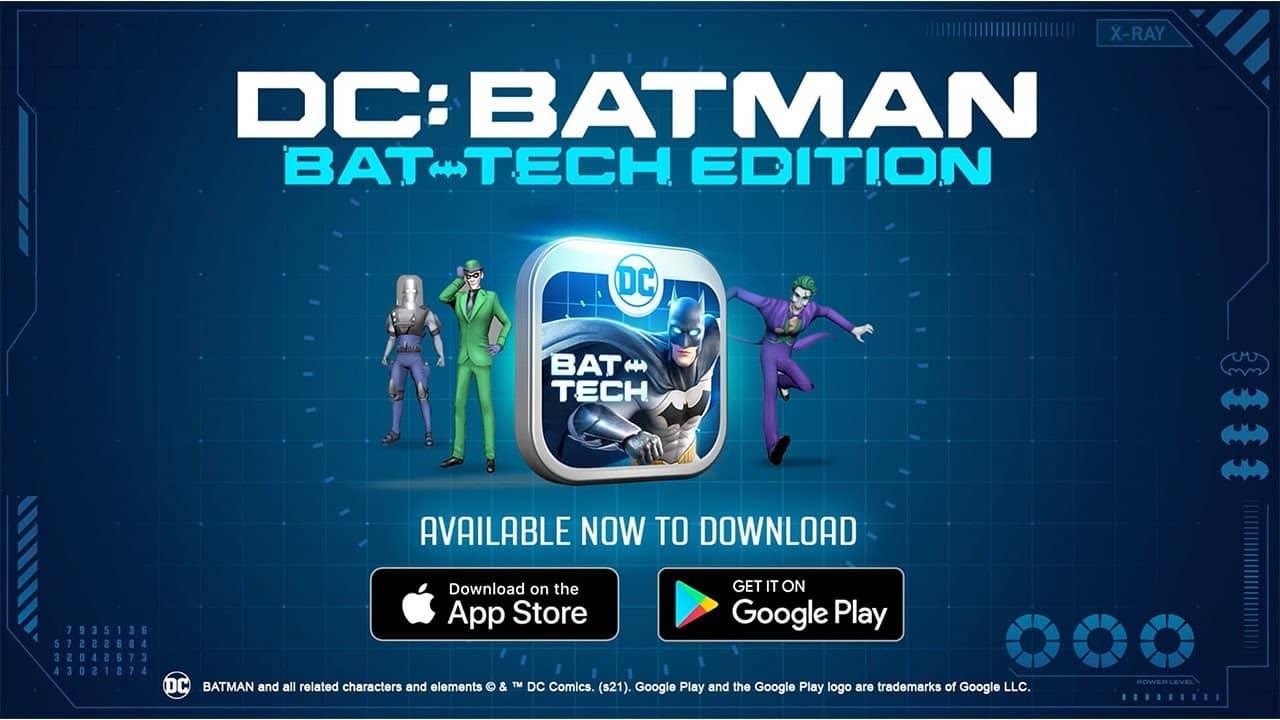 DC Batman Bat-Tech Edition