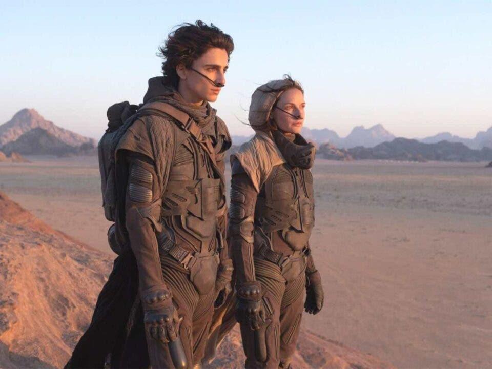 Fotograma de Dune
