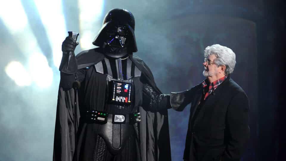 Preparan una serie inspirada en la vida de George Lucas