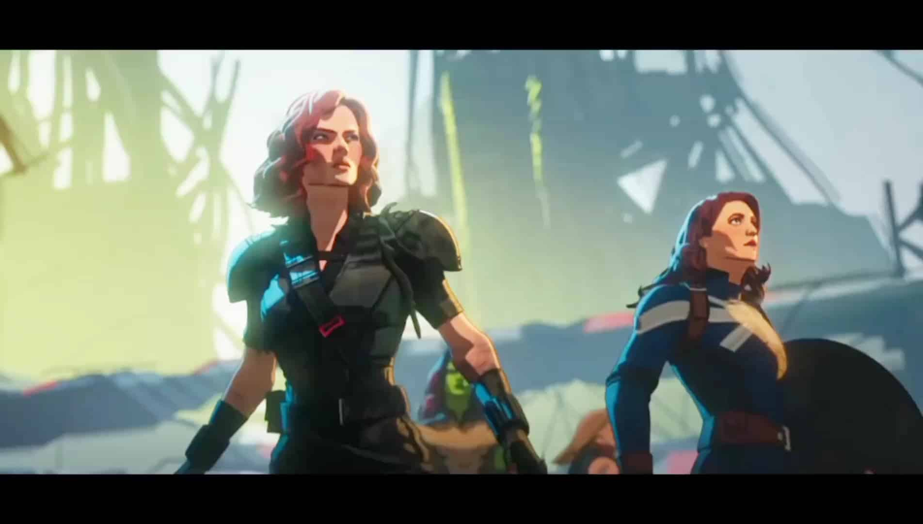 Guardianes del multiverso de Marvel Studios