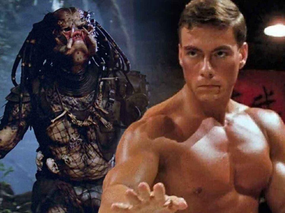 Jean-Claude Van Damme fue despedido de Predator