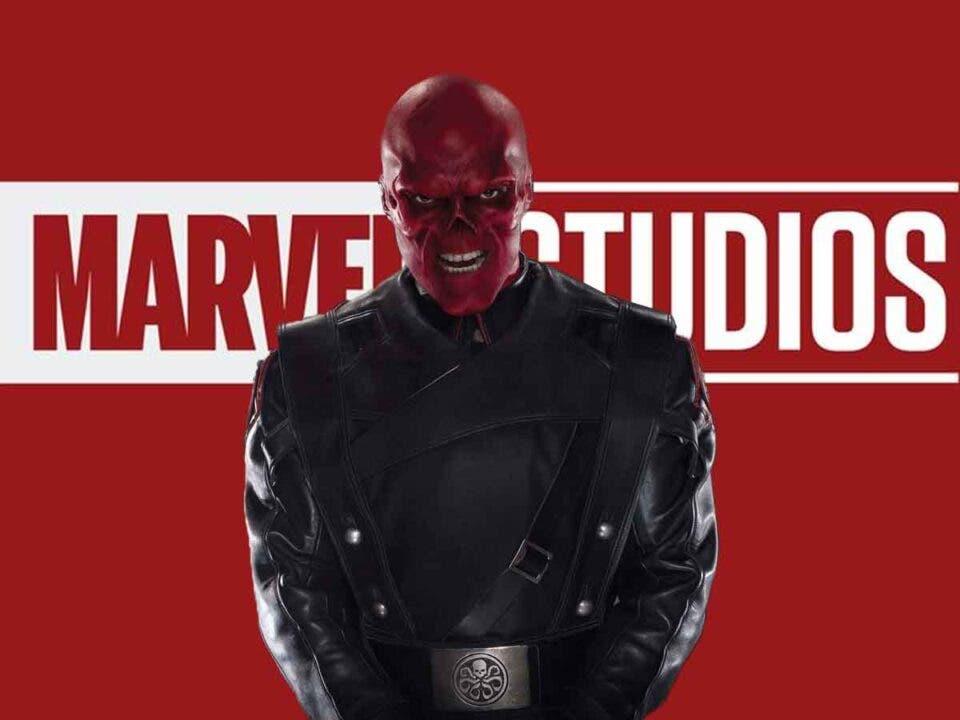 Marvel Studios Craneo Rojo