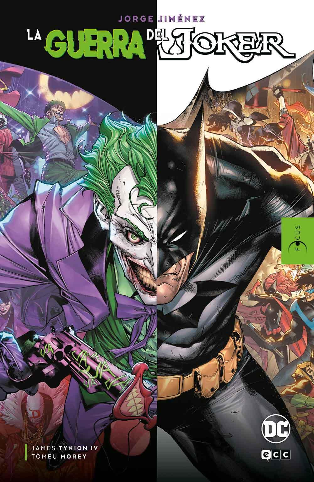 Focus Jorge Jimenez La guerra del Joker