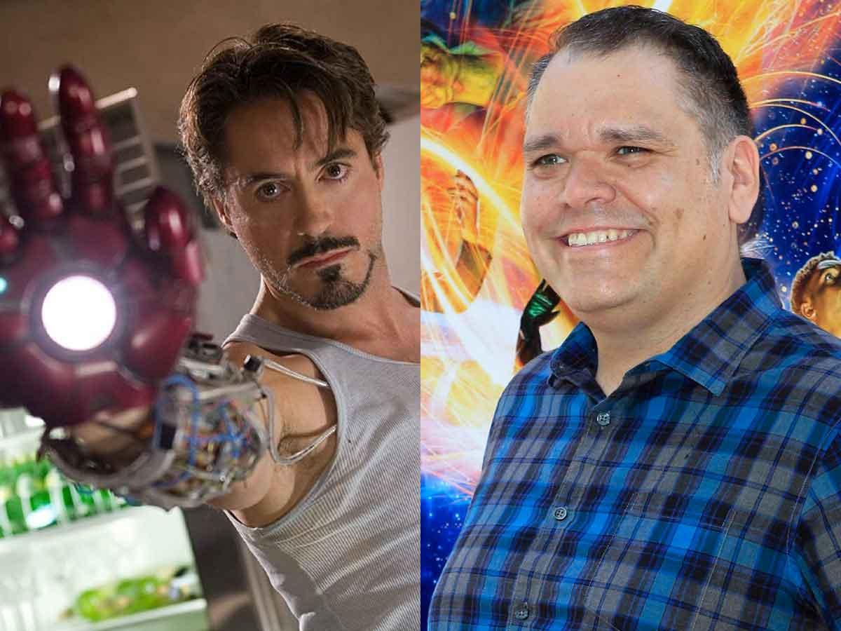 Robert Downey Jr replaced by Mick Wingert Marvel Studios Iron man