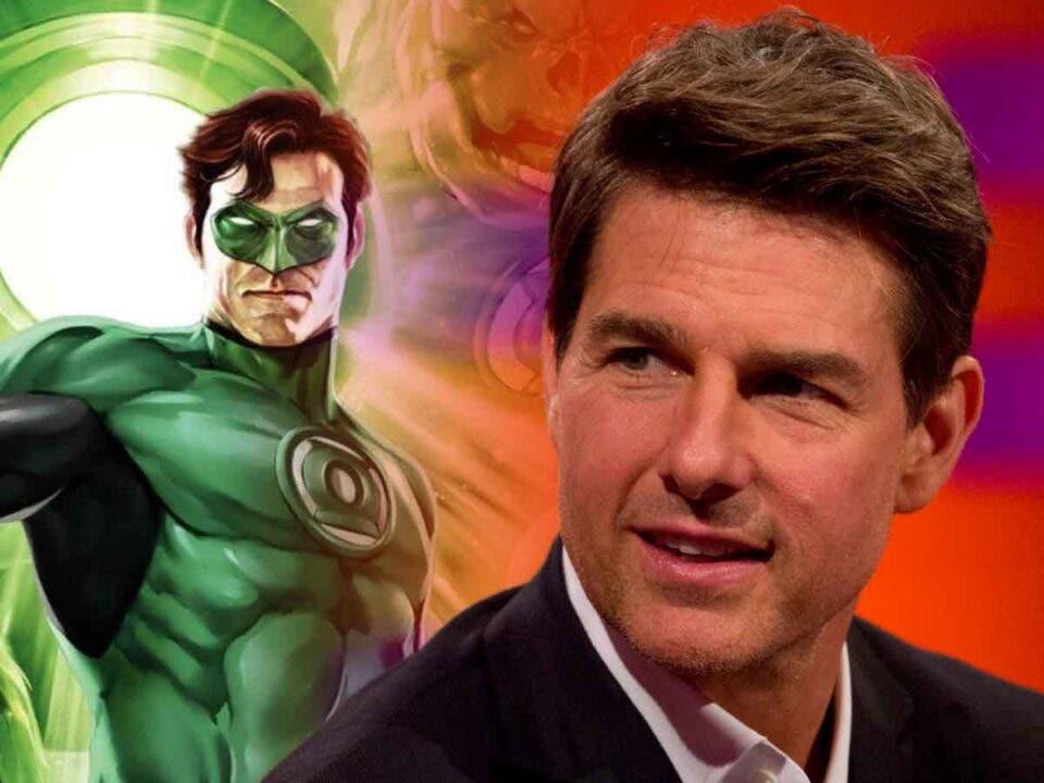 Tom Cruise Linterna Verde