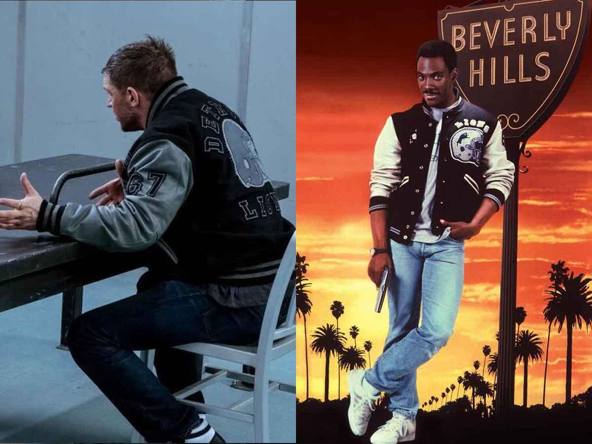 Tom Hardy a Superdetective en Hollywood (1984) en Venom 2