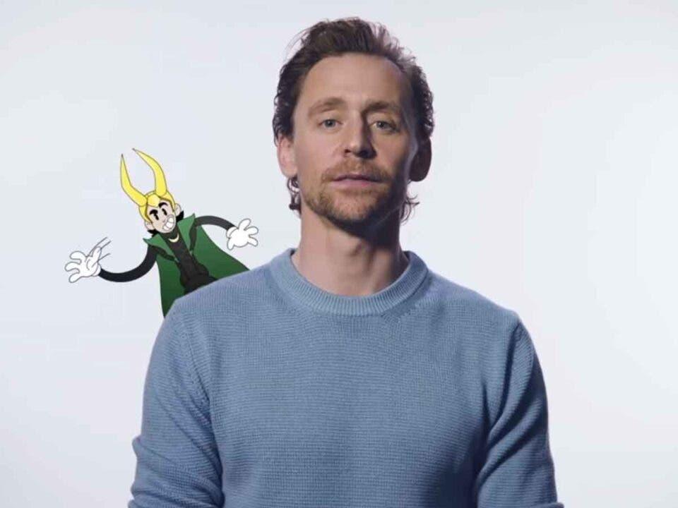 Tom Hiddleston Loki Disney