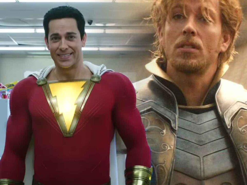 Zachary Levi decepcionado con Marvel Studios
