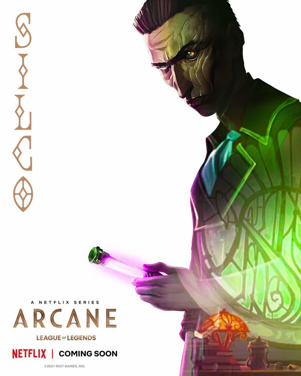 Silco - Arcane