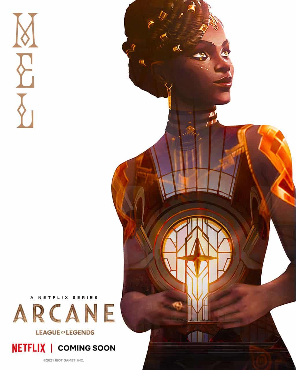 Mel - Arcane