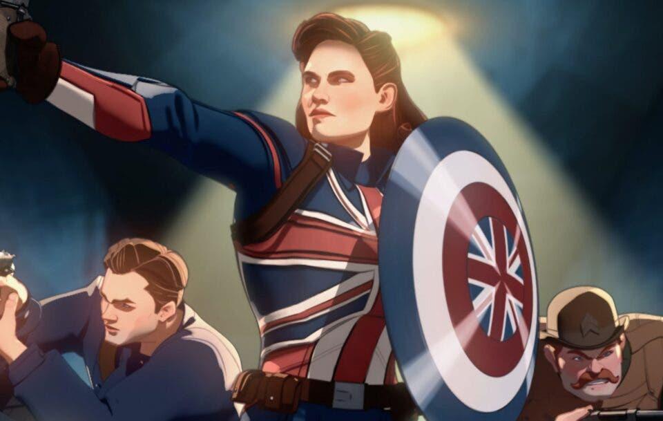 What If...? inspira a los cómics de Marvel y les da un nuevo personaje