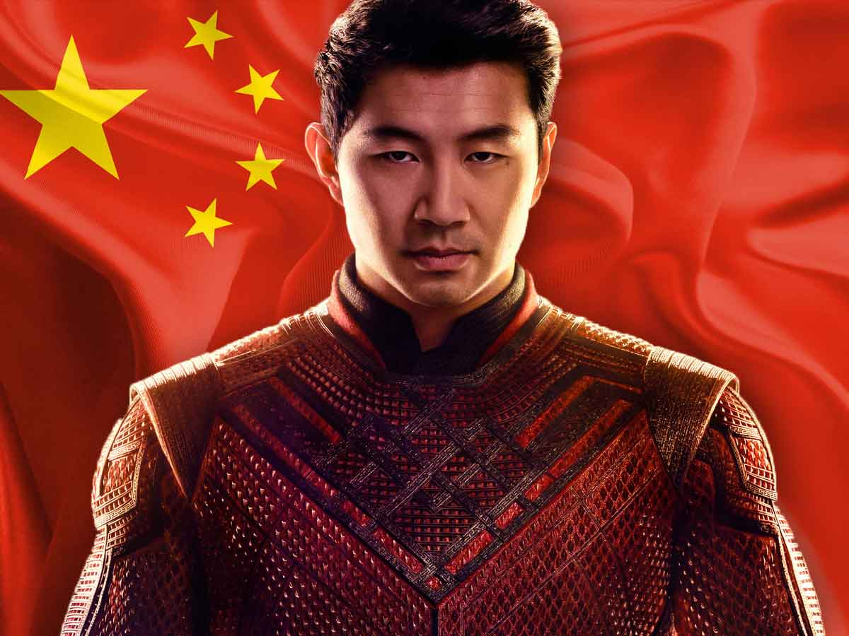 China is a big problem for Marvel Studios