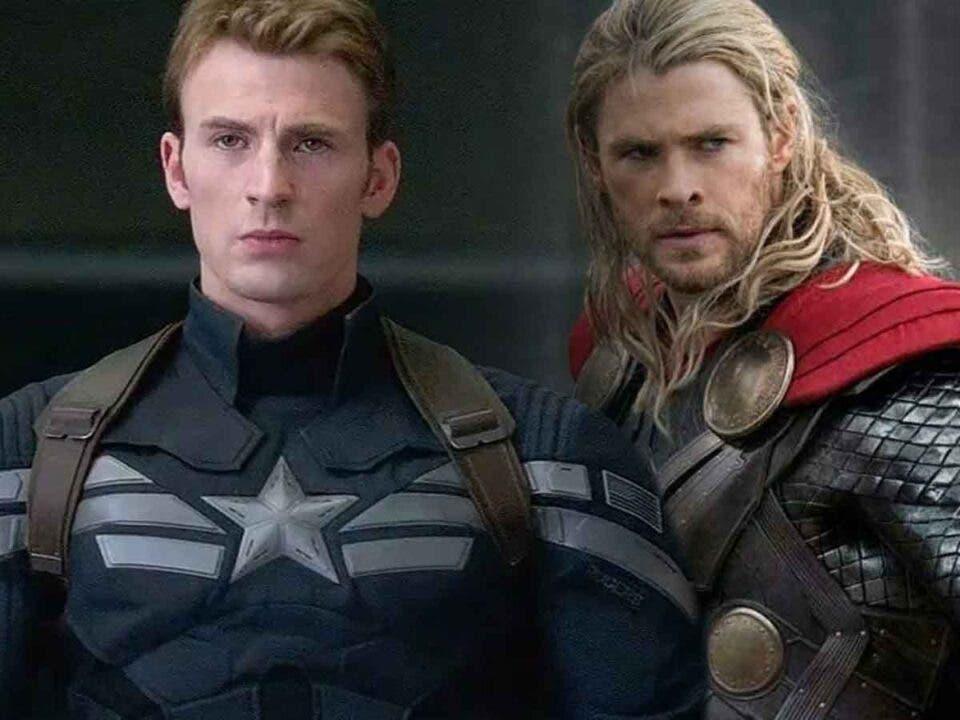 Chris Evans podría interpretar a Thor en la serie Ojo de Halcón