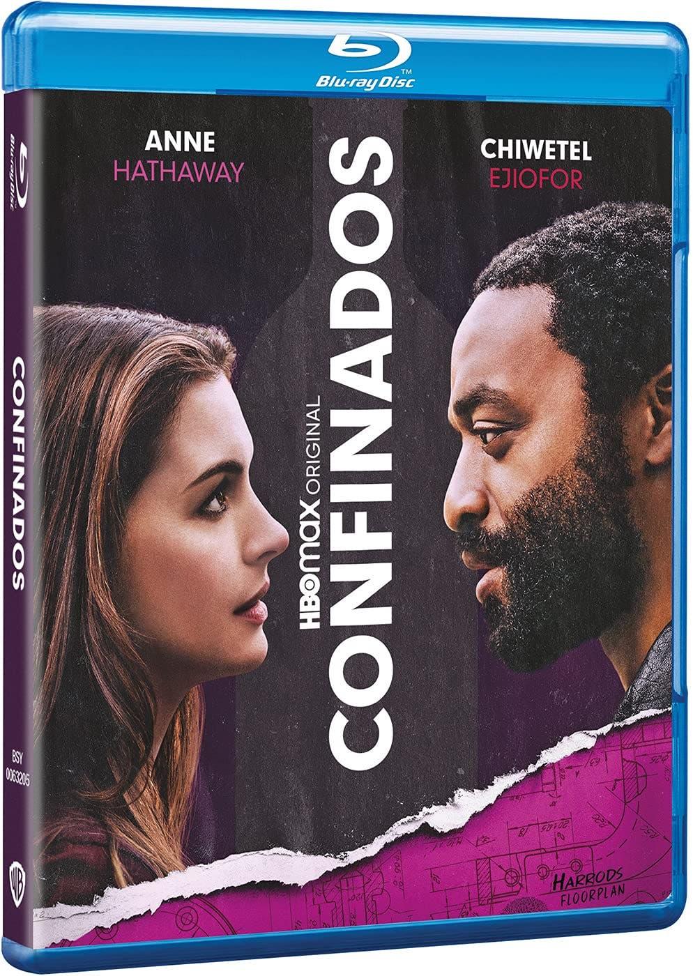 Confinados Blu-Ray