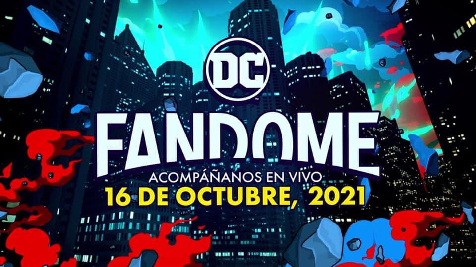 ¡Ya se acerca la gran DC Fandome 2021! Aquí los detalles
