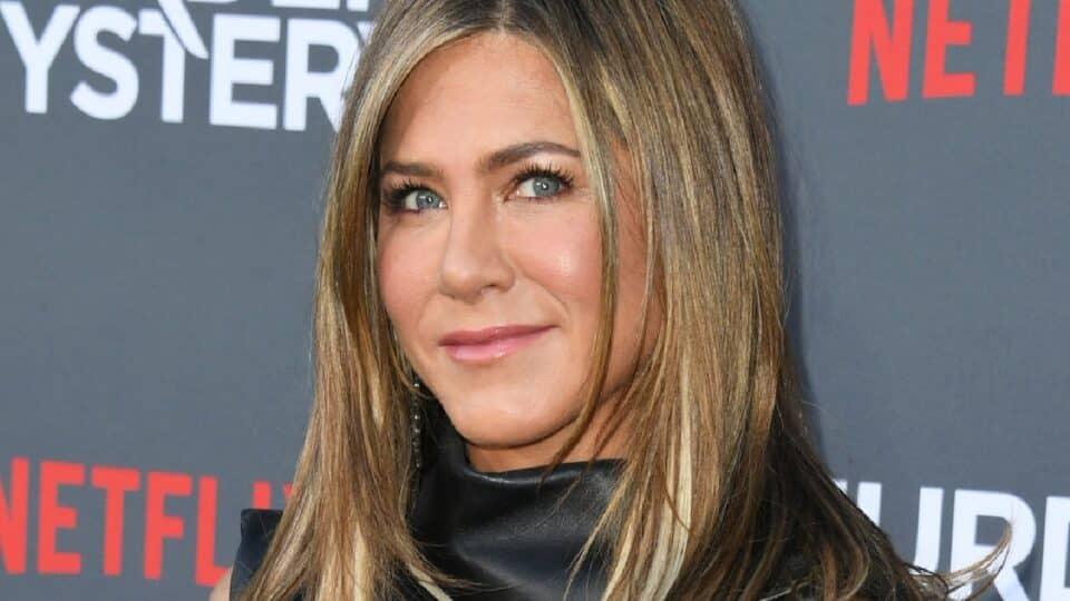 Grabar la reunión de Friends fue muy duro para Jennifer Aniston