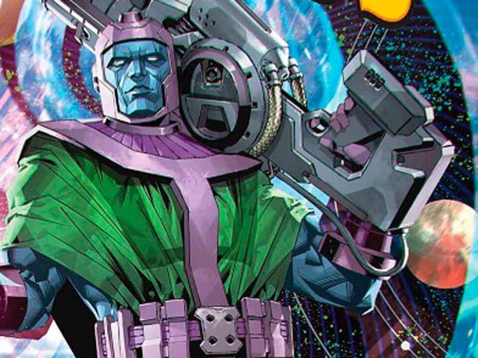 En Marvel comics quieren que los lectores se familiaricen con el próximo gran villano de Marvel Studios que protagonizará Timeless, una nueva mini serie de cómics