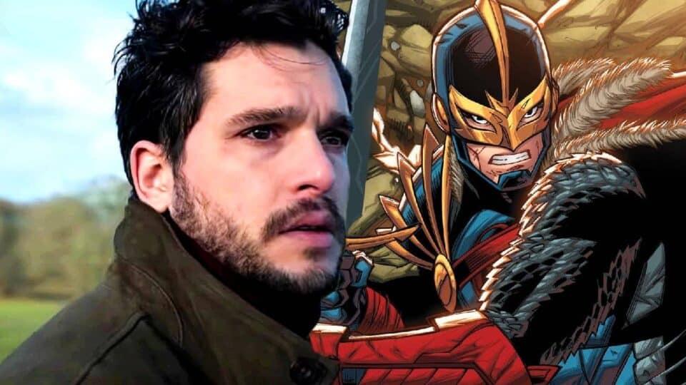 Kit Harington habló de su futuro dentro de Marvel