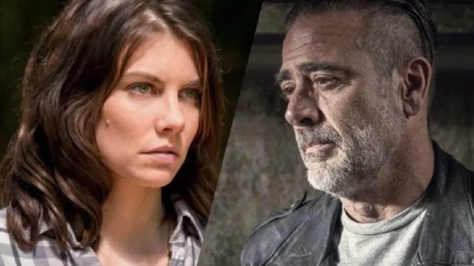 The Walking Dead: ¿Qué sucede entre Negan y Maggie?