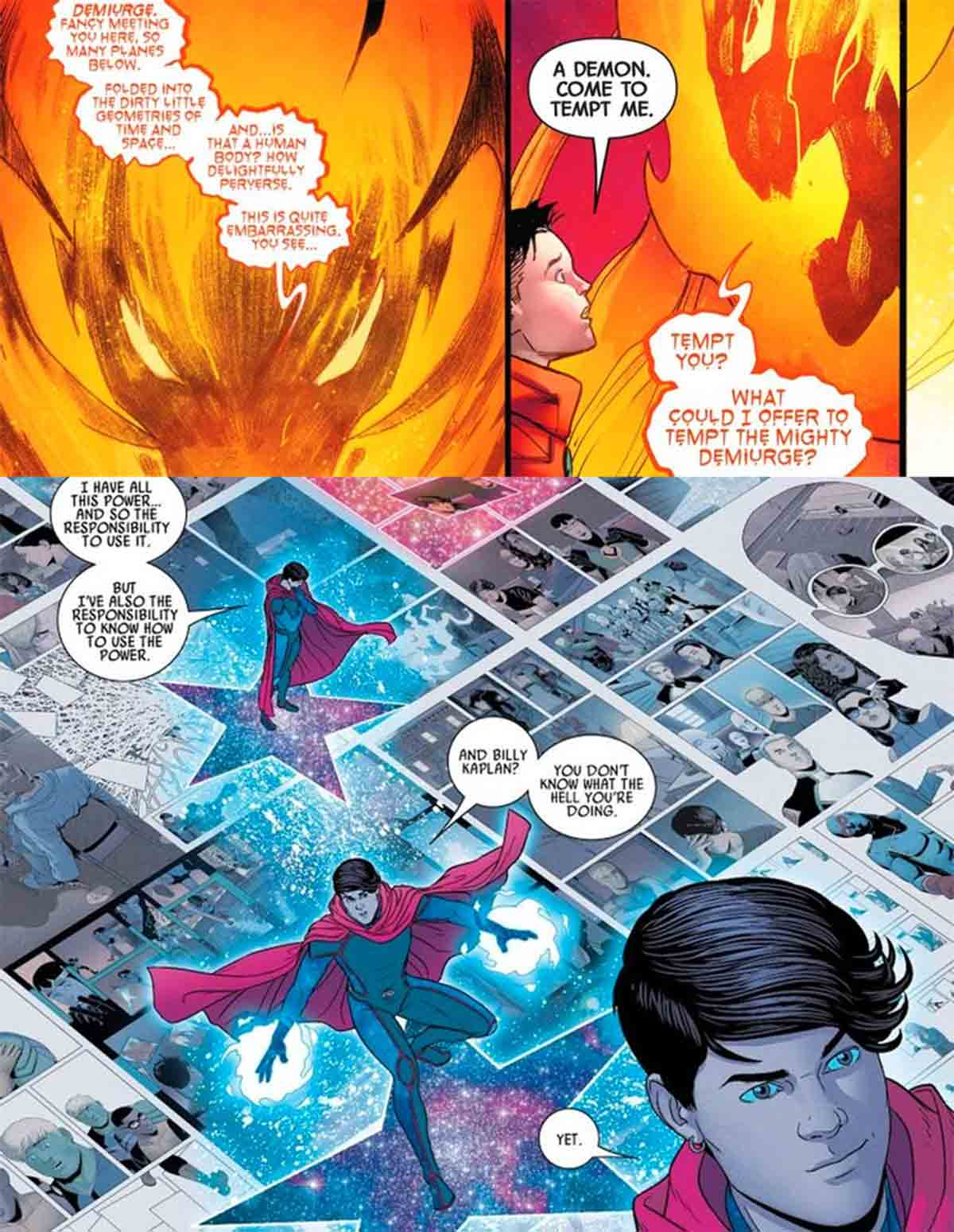 Marvel revela el verdadero poder del hijo de Bruja Escarlata