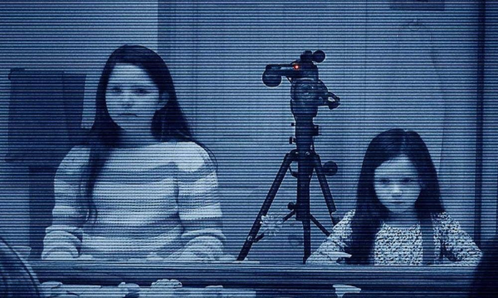 Paranormal Activity in Paramount + that begins the Halloween season