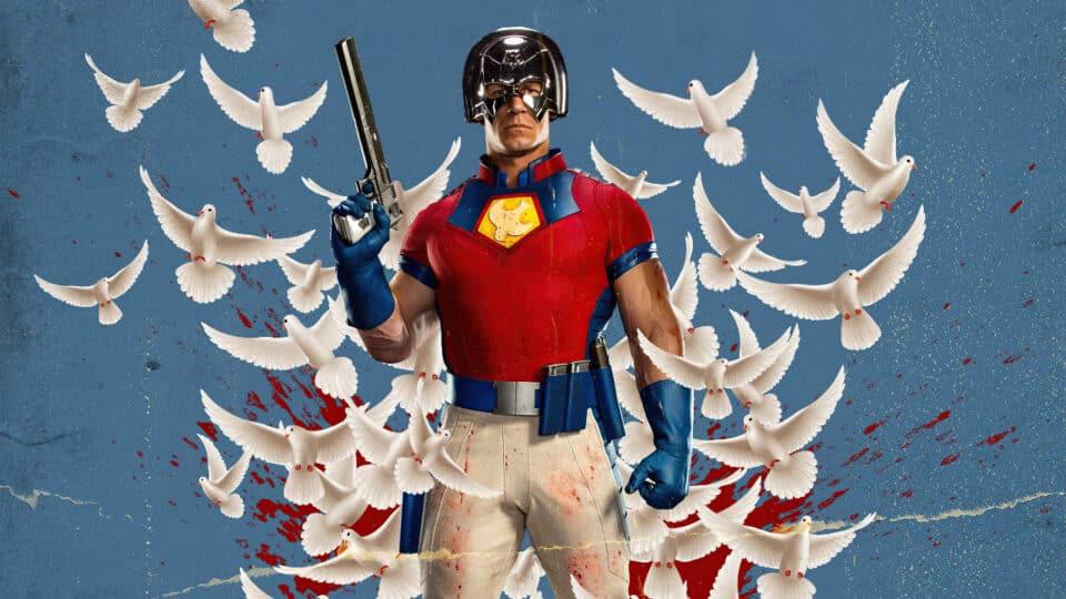 HBO lanza un primer adelanto de Peacemaker, la serie de DC