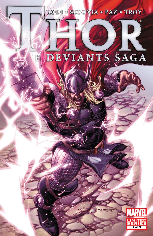 Thor Saga de los Desviantes