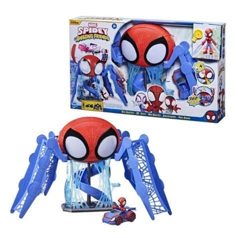 SPIDEY AND HIS AMAZING FRIENDS hasbro