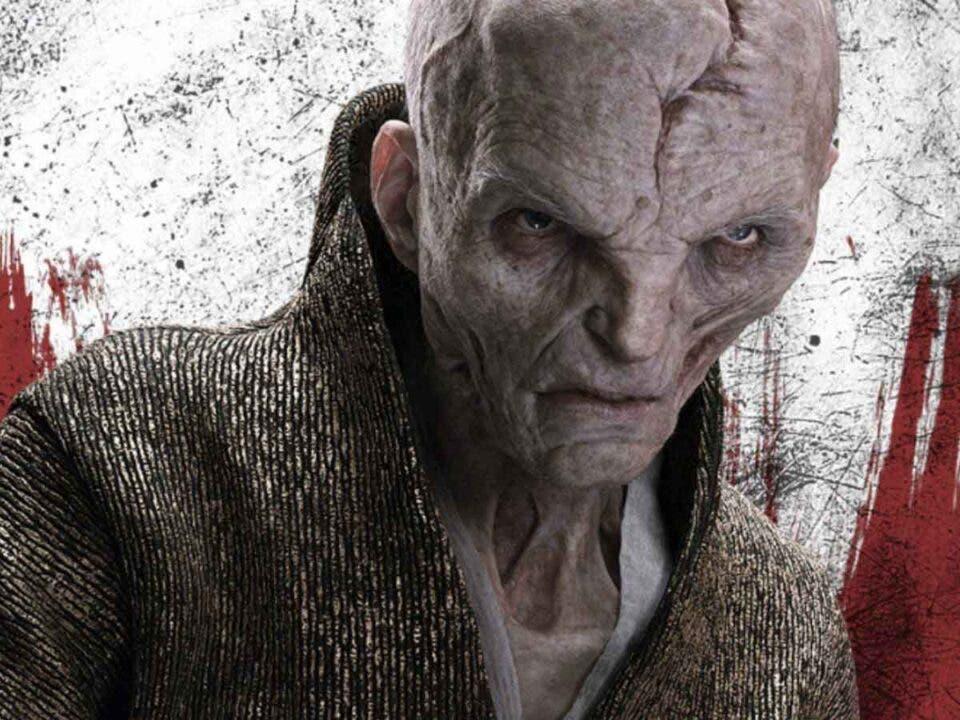 La muerte de El líder Supremo Snoke fue devastadora