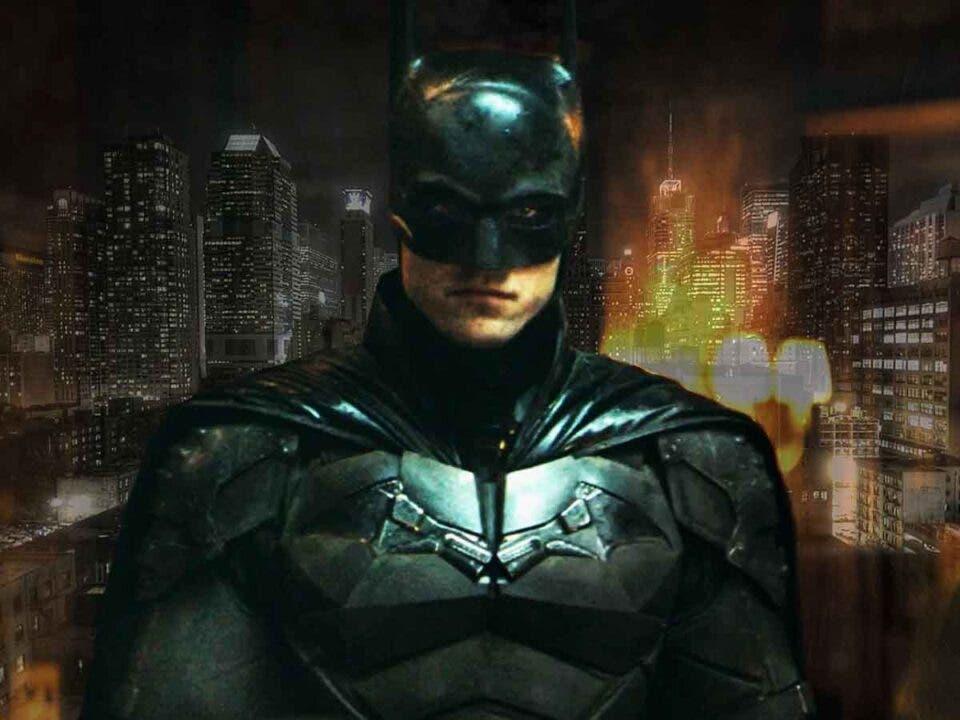 The Batman Gotham DC Comics
