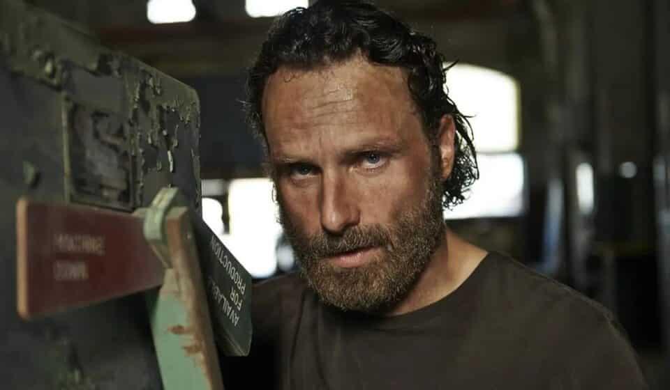 ¿The Walking Dead: World Beyond contará qué sucedió con Rick Grimes?